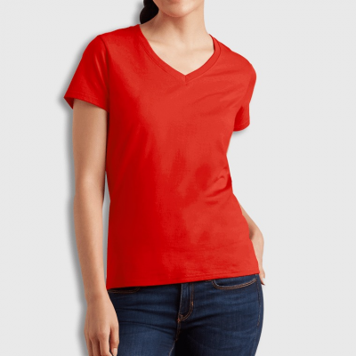 Women's V-Neck T-Shirts