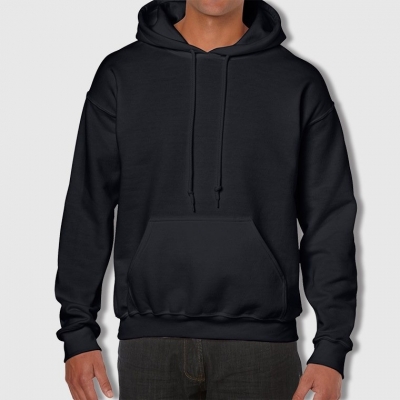 Men's Lace Up Hoodies
