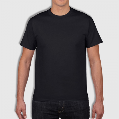 Men's Round Collar T-Shirts