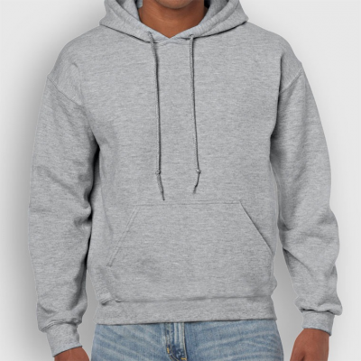 Men's Premium Lace Up Hoodies