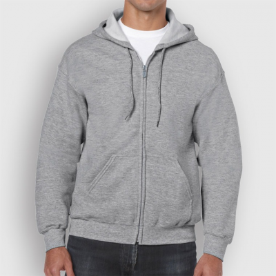 Men's Premium Zip-Up Hoodies