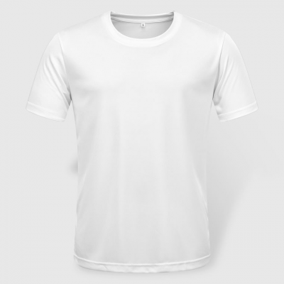 Men's Basic Round Collar T-Shirts