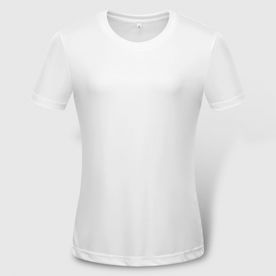 Women's Basic Round Collar T-Shirts