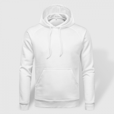 Men's Basic Lace Up Hoodies