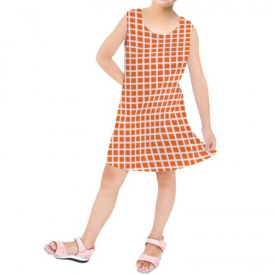 Girls' Tunic Dress