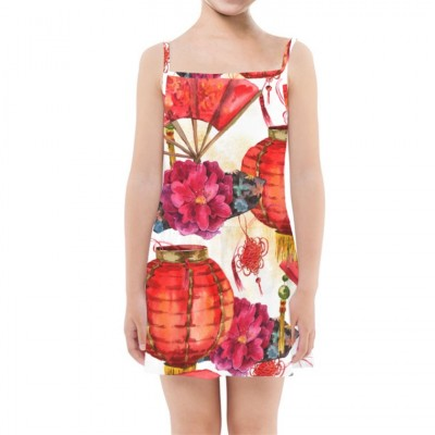 Girls' Summer Sun Dress