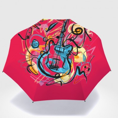 Mini Folding Umbrella