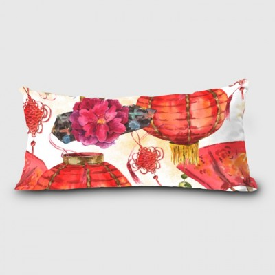 Rectangle Polyester Canvas Fabric Pillow
