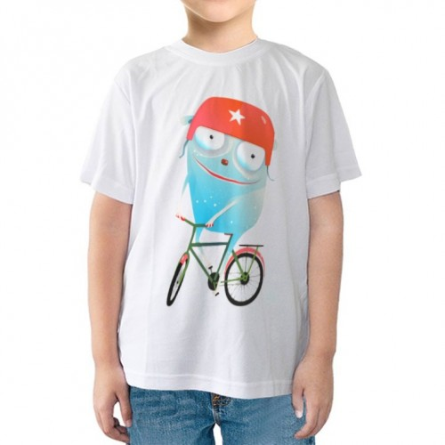 Little monsters and bikes