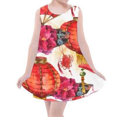 Girls' Summer Dress