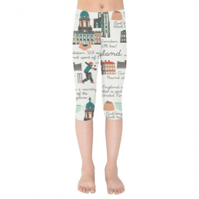 Kids Capri Leggings