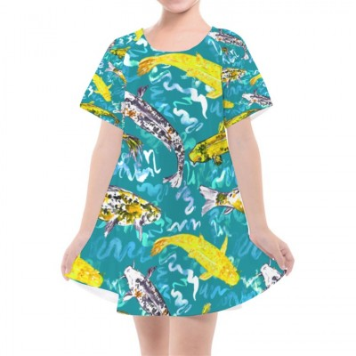 Girls' Smock Dress